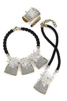 Atelier Swarovski - Jewellery by Mary Katrantzou  | Cynthia Reccord