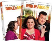 Mike & Molly: Seasons One & Two [2 Discs] [DVD]