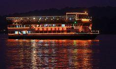 Cruise in Night