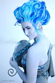 Female Hades pinned from http://worldcosplay.net/photo/3080903