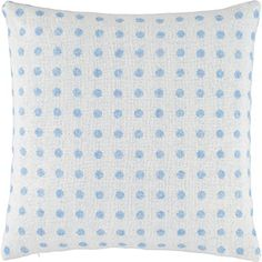 Style Furnishings Cream Spotted Cushion 40x40cm
