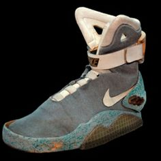 Back to the Future Power Laces Are Coming in 2015 - Self-tying shoes, just like from the movie