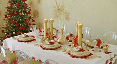 presentacion mesa de navidad