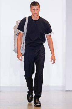 Calvin Klein Collection Spring 2013 Menswear Fashion Show