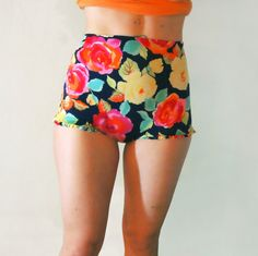 I think vintage high-waist bikinis are classy, comfy and cute! But, they cost quite a lot of money if you buy them in the store (and they're hard to find also) - ...