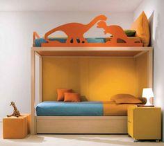 dino theme kid bedroom - Google Search