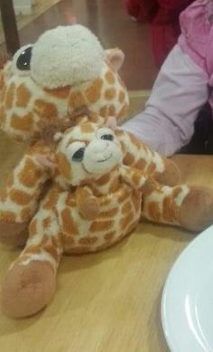 Lost on 16 Jun. 2016 @ Bristol Royal Children's Hospital. A pair of giraffes have been lost in near Bristol children's hospital between the car parks and the hospital! They are dearly loved by my disabled God-sister and she's extremely upset, they go to b... Visit: https://whiteboomerang.com/lostteddy/msg/ivd2y9 (Posted by Emma Corless on 16 Jun. 2016)