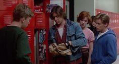 movies y The Breakfast Club imagen en We Heart It John Bender, Fan Poster, The Breakfast Club, I Movie, Growing Up, We Heart It, Tv Shows, In This Moment, Actors