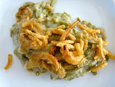 Caker Cooking: Green Bean Casserole
