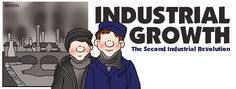 American Labor - Factories, Child Labor, Unions, Growth of Industry - FREE American History Lesson Plans & Games for Kids