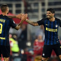Mauro Icardi, Ever Banega shine as Inter Milan sneaks past Pescara..m piace venire..tu k dici?
