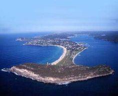 Palm Beach, Sydney / The ocean is on the left and Pittwater on the right Palm Beach Sydney, Sydney Beaches, Tasmania, Harbour Bridge, Travel Oz, Avalon Beach, Rock Pools, Great Barrier Reef, Sydney Australia