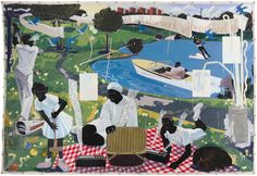 One of the great painters of our time, Kerry James Marshall, has a brilliant exhibition opening at MCA Chicago on April 23, 2016, a collection of work...