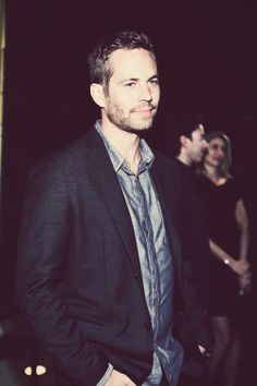 i miss this  man so much its crazy how u can feel for people and never meet them. my heart still breaks for his loss rip Paul Walker
