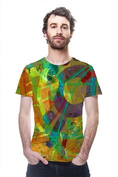 By kandy hurley. All Over Printed Art Fashion T-Shirt by OArtTee