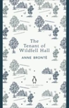 The Tenant of Wildfell Hall by Anne Brontë by Penguin Books UK, via cover book cover book covering Charlotte Bronte, Emily Bronte, Book Cover Art, Book Cover Design, Book Design, I Love Books, Great Books, Books To Read, Ya Books