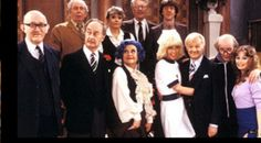"""The BBC British sitcom will be returning to screens as part of BBC's """"landmark comedy season"""" British Sitcoms, British Comedy, English Comedy, British Actors, 1970s Tv Shows, Old Tv Shows, Are You Being Served, Color Television, Vintage Television"""