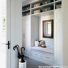 "642 aprecieri, 12 comentarii - GlucksteinHome (@glucksteinhome) pe Instagram: ""Did you know the mudroom from the 2013 Princess Margaret Showhome was one of the most popular…"""