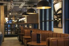 DoubleTree by Hilton Kingston by DesignLSM, London – UK » Retail Design Blog