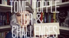 TBR & CHALLENGES   #TOMETOPPLE READATHON
