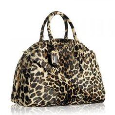 Prada Leopard Bag  Printed Skirt #2dayslook #PrintedSkirt #sunayildirim #sasssjane    www.2dayslook.com