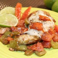 Tomato-Lime Chicken - Allrecipes.com