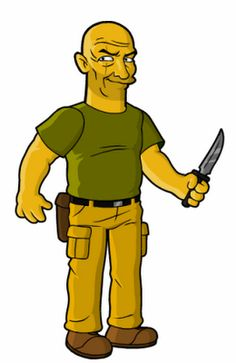John Locke, Simpsonized