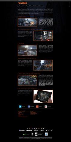 Informações do jogo - Tom Clancy's