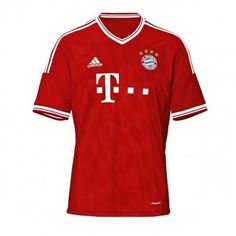 28e16fa46 FC Bayern Shirt Home with outstanding details is a must-have for true FC  Bayern supporters. Order now at the Official FC Bayern Online Store
