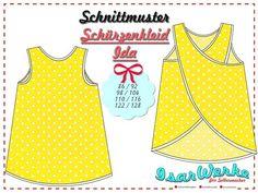 Schürzenkleid Gr. 56-110 ° Wendekleid  Products
