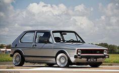 Made in Garaje: FOTOS VW GOLF MK1