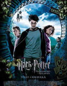 Harry Potter y el prisionero de Azcabán