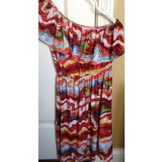Rue 21 Dress One Shoulder. Bought from a friend but never wore. Size S. I'm 5'3 and it comes slightly above the knees on me. In great condition! Rue 21 Dresses One Shoulder
