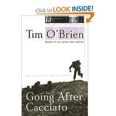 Statistics on Tim O'Brien's Going After Cacciato