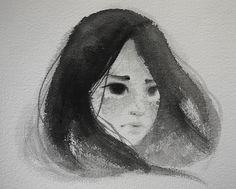 quick rough painting