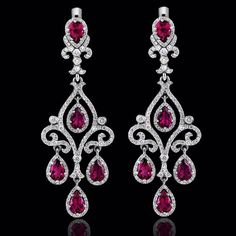 Certified White Gold Diamond with Screw Back and Post Stud Earrings J-K Color, Clarity) – Finest Jewelry Ruby Earrings, Dangle Earrings, Diamond Earrings, Diamond Studs, Diamond Jewelry, Cartier Jewelry, White Gold Diamonds, Fine Jewelry, Ear Jewelry