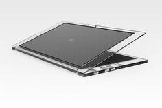 Luce Solar Panel Powered Laptop PC