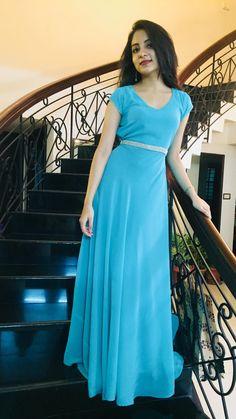 Dress Fashion, Girl Fashion, Fashion Outfits, Designer Wear, Designer Dresses, Maxi Dresses, Formal Dresses, Beauty Full Girl, Grey's Anatomy