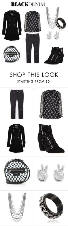"""The Johnny Cash Look"" by chunky-chick ❤ liked on Polyvore featuring MANGO, Zhenzi, Superdry, Rebecca Minkoff, Diesel, Rock 'N Rose, women's clothing, women's fashion, women and female"