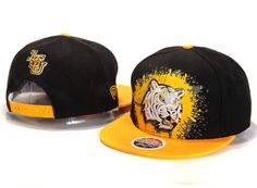 2bac970b2b LSU Tigers Snapback Hat (2)