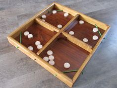 Kid games 560557484854667484 - Passe Plus Source by klaschtroumpfet Kids Woodworking Projects, Woodworking Toys, Wooden Crafts, Diy Wood Projects, Diy Projects To Try, Diy Yard Games, Diy Games, Backyard Games, Wooden Board Games