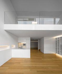 Leibal - Lapa Habitational Building is a minimalist...