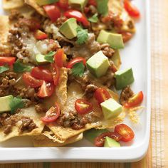 A delicious Tex-Mex style dish. Picadillo can also be used over pasta, in a… Game Day Appetizers, Bread Appetizers, Appetizer Salads, Appetizer Recipes, Pork Recipes, Mexican Food Recipes, Ethnic Recipes, Mousse, Mexican Nachos