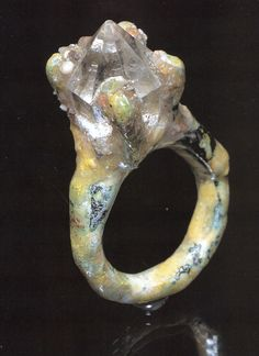 tomomi arata -cast with enamel and sand