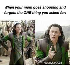 Loki is so miffed