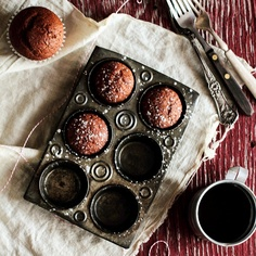 Gingerbread Muffins by Pastry Affair