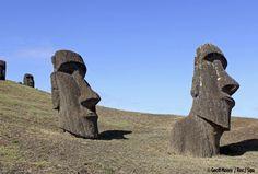 Les mystères de l'histoire - Les statues de l'île de Pâques - Le Point