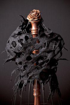 100% Wool   — Nanette Basil Leaman —