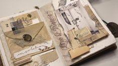 """Traveler's Company Passport Size -Commonplace Notebook- """"Journal With Me"""""""