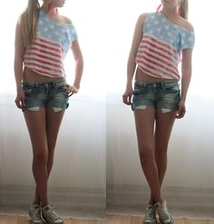 Favorite 4th of July Outfit!!!